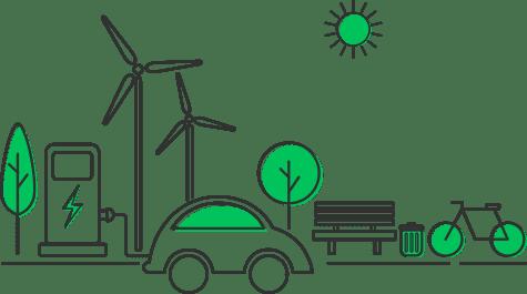 doméstica es energía verde