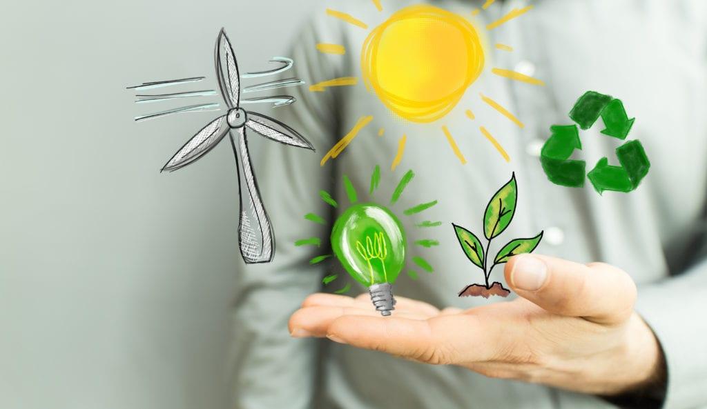 ahorrar energía ayuda al medio ambiente