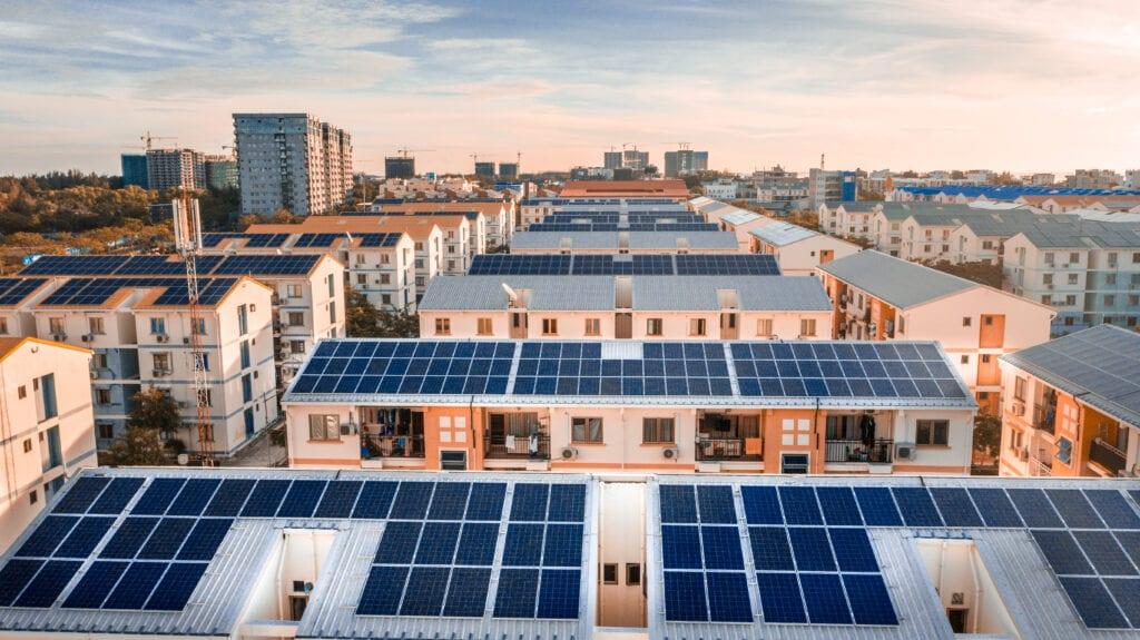 autoconsumo beneficio de los paneles solares como fuente de energía