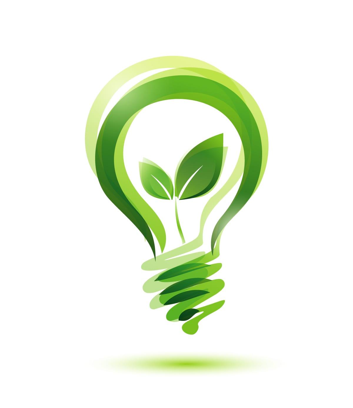 Doméstica energía compañía de luz y gas
